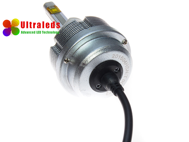 Zestaw LED H1 HID Ksenon - 60 W - 7200 LM